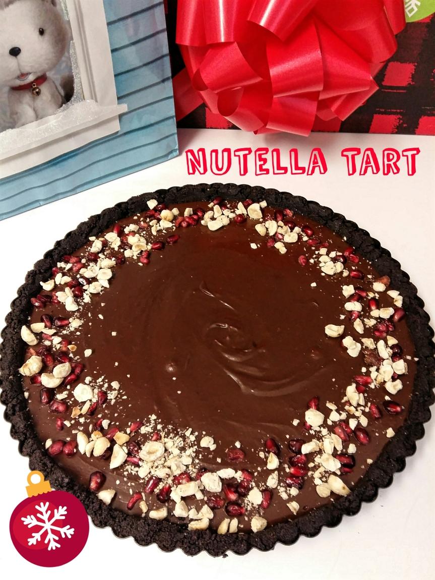 To Die For NutellaTart