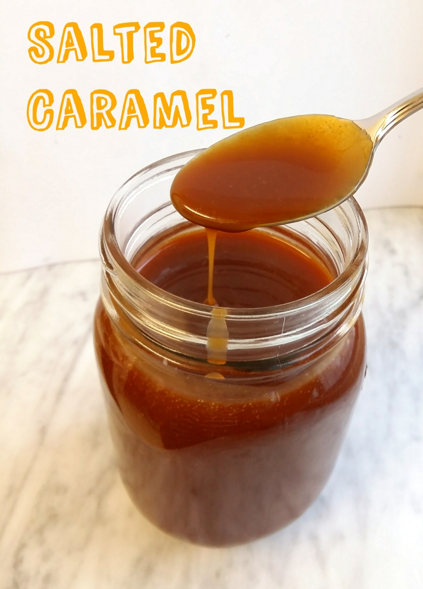 Confessions and SaltedCaramel