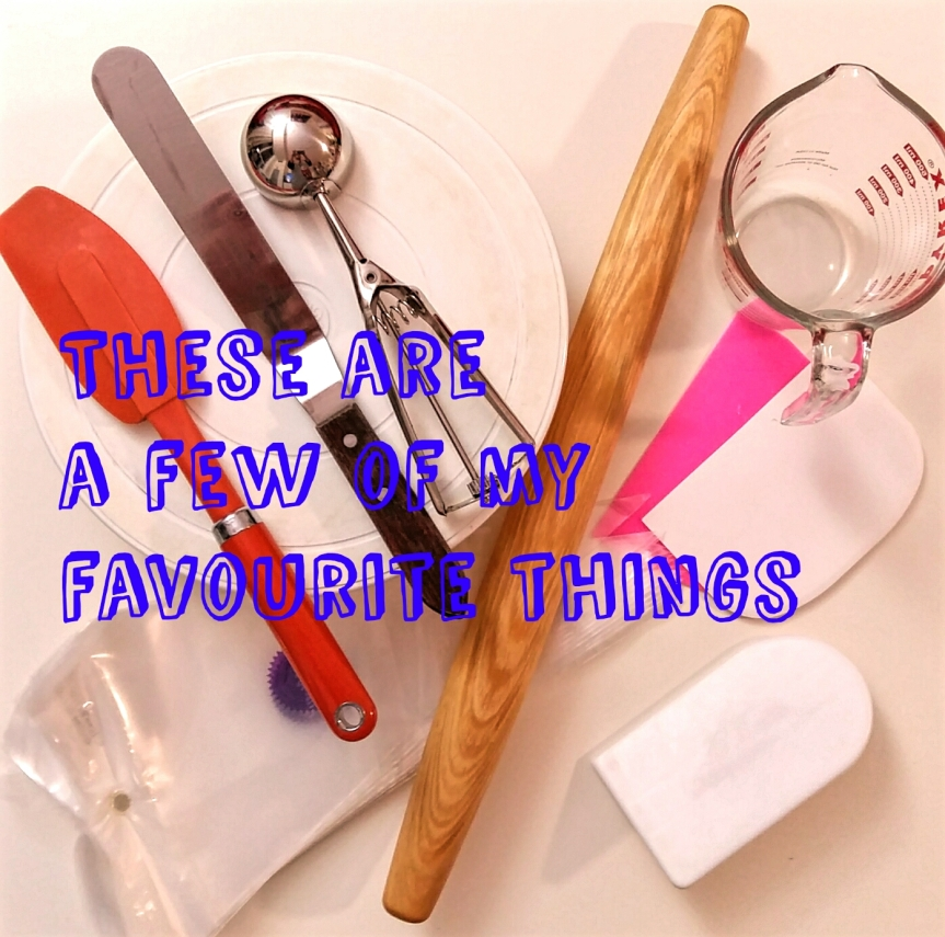 These are a few of my favourite things…